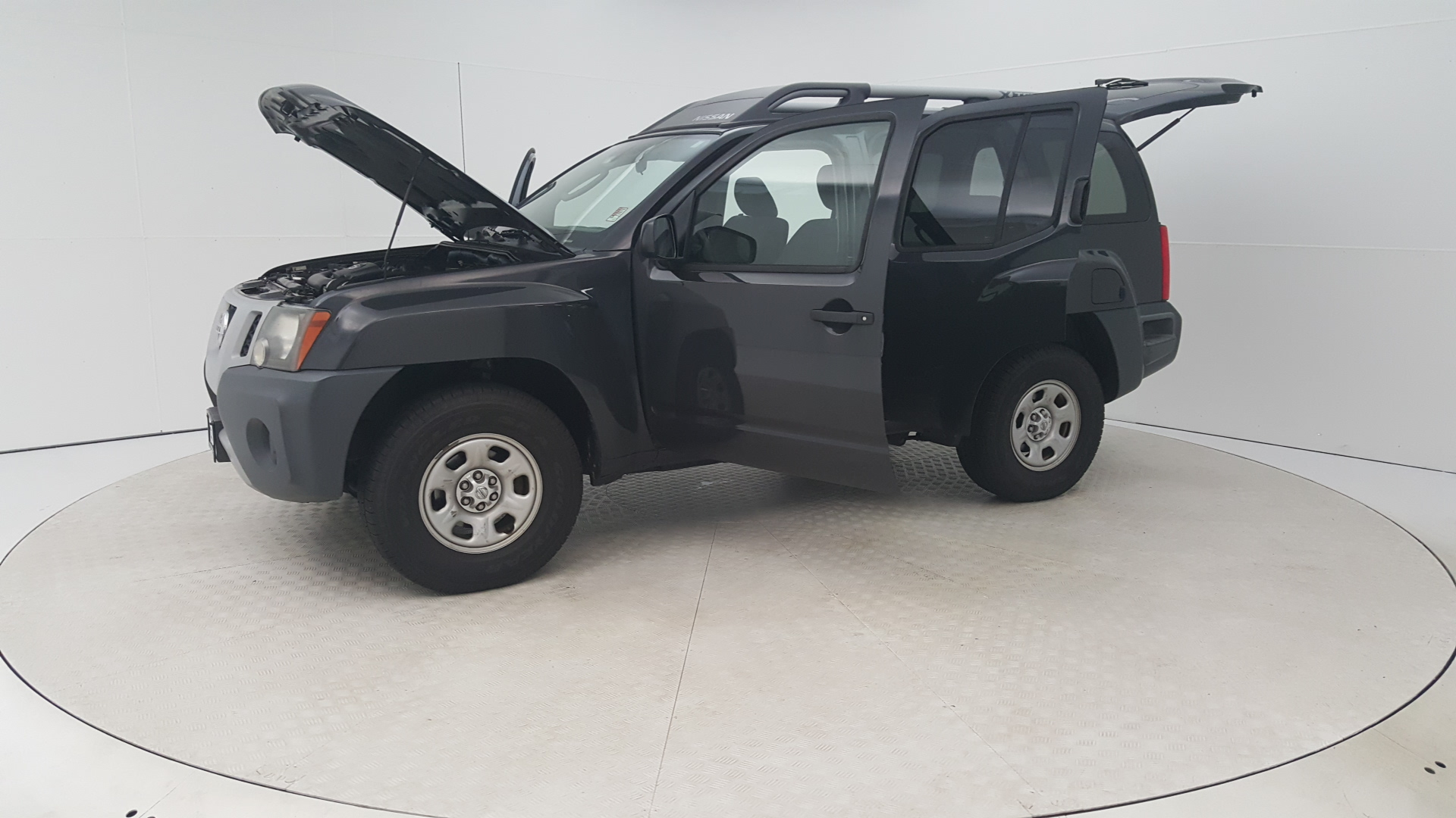 pre-owned 2010 nissan xterra 4wd 4dr auto x sport utility in
